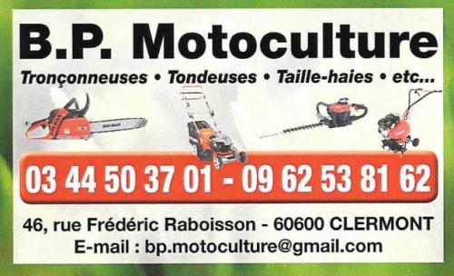 BP MOTOCULTURE