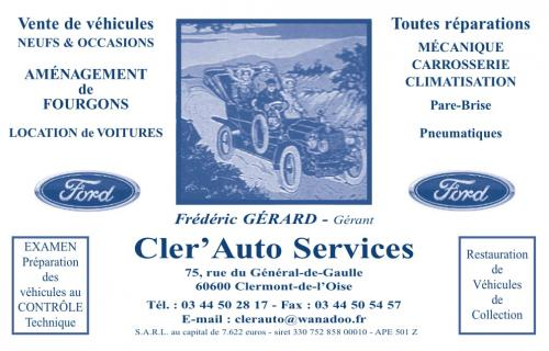Ford clermont