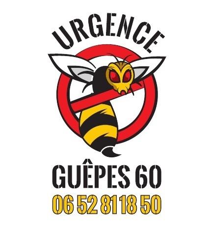 Urgence-guepes-logo-vecto-noir